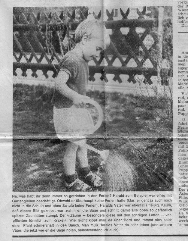 Wiesbadener Kurier vom 16. August 1974